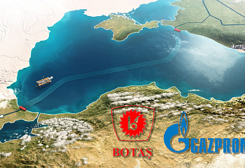 Gazprom, BOTAS to create joint venture for TurkStream
