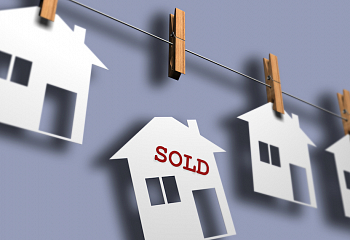 Real estate sales rose almost by a third