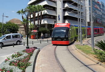 IFC supports new tram line in Antalya in bid to strengthen public transport